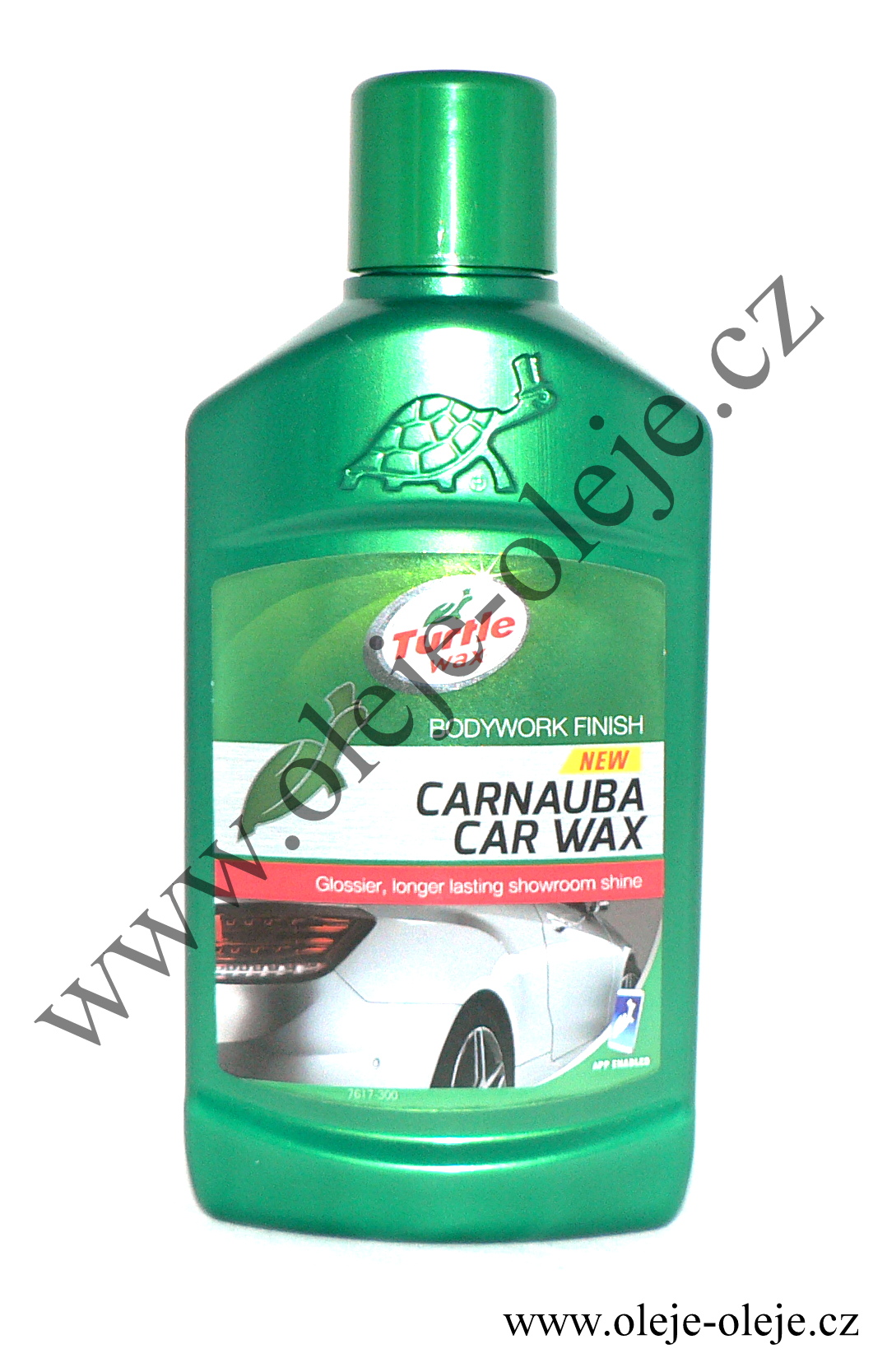 Turtle Wax Carnauba Wax 300 ml