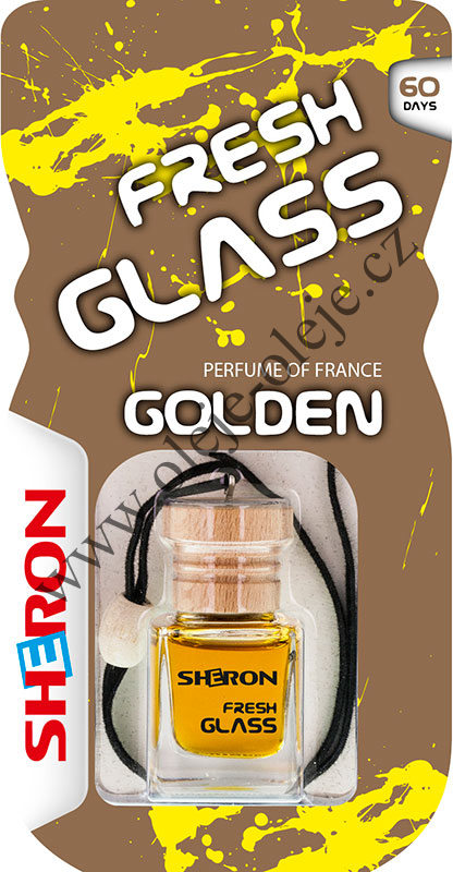 Sheron Fresh Glass Golden