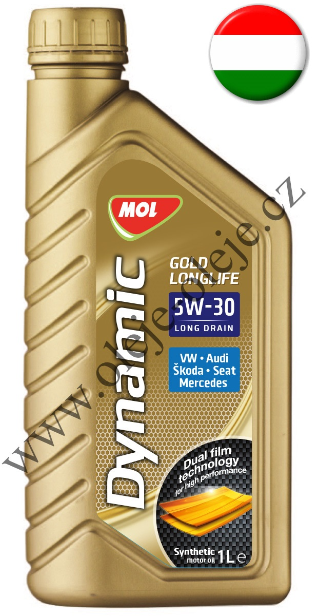 MOL Dynamic Gold Longlife 1 l