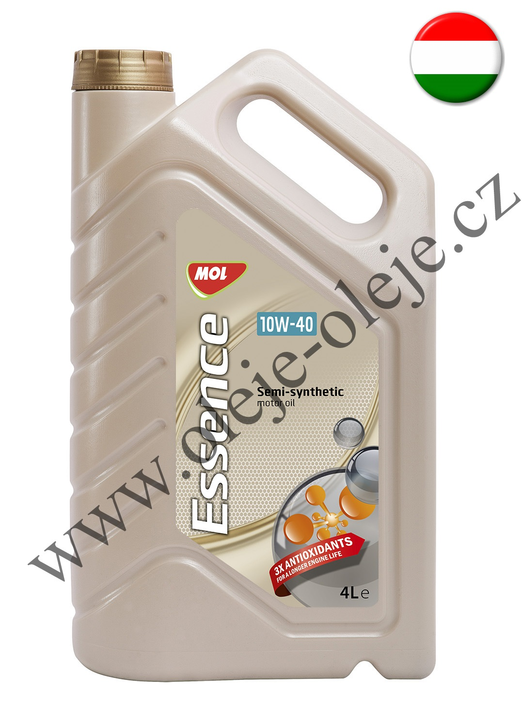 MOL Dynamic Essence 10W-40 4 l