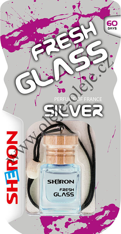 Sheron Fresh Glass Silver