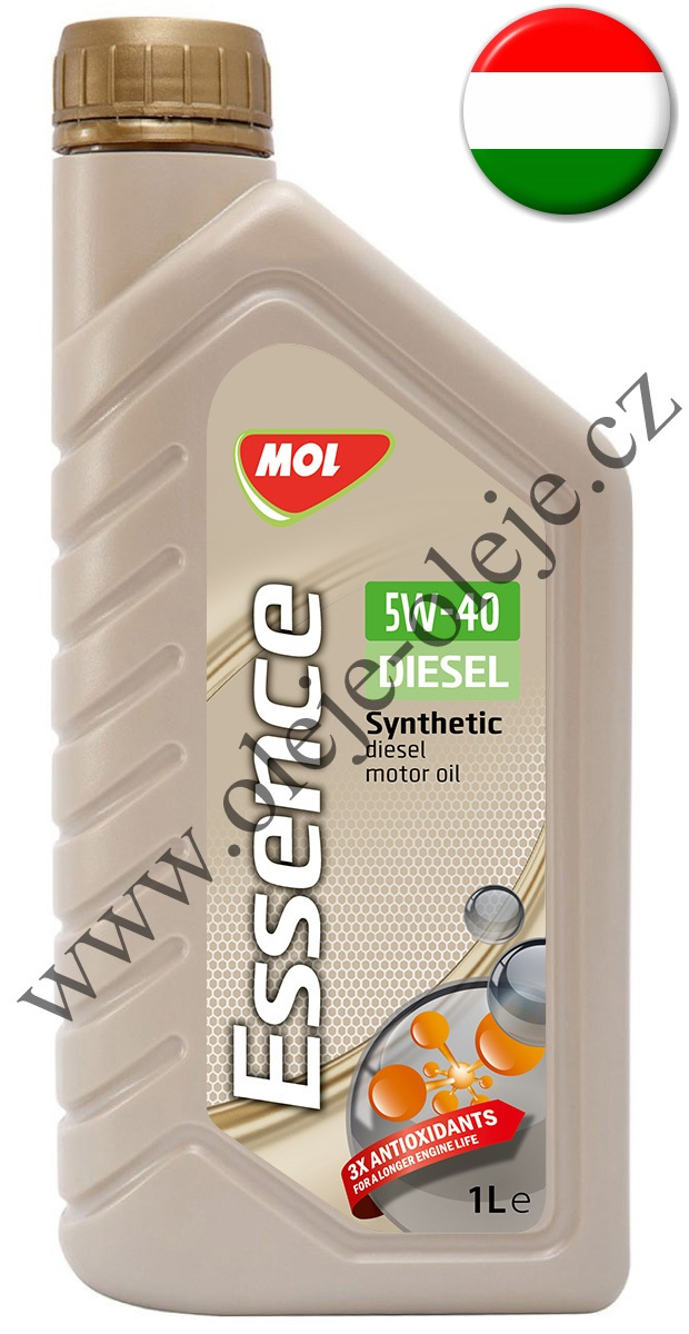 MOL Dynamic Essence Diesel 5W-40 1 l