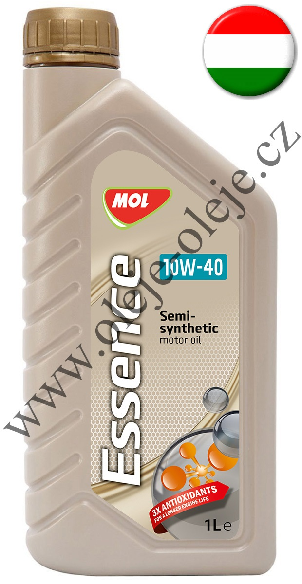 MOL Dynamic Essence 10W-40 1 l