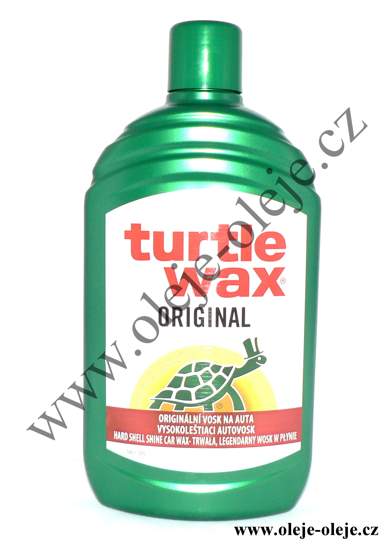 Turtle Wax ORIGINAL vosk 500 ml
